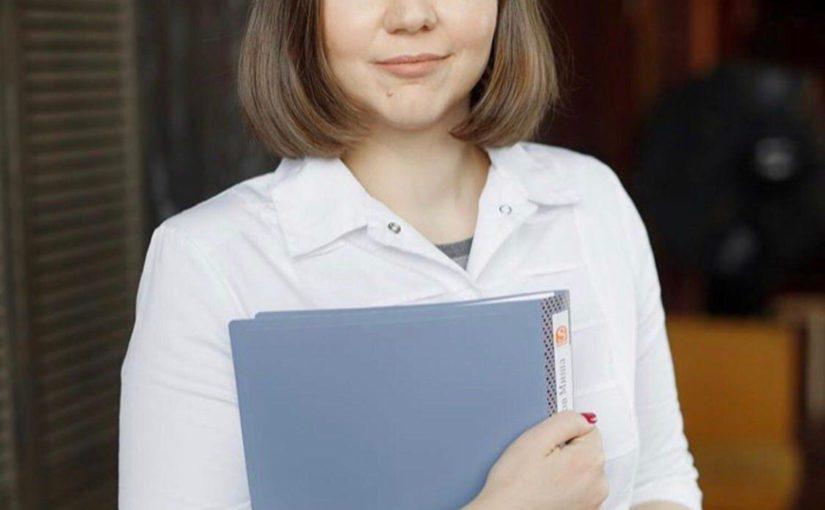 Большакова Анна Михайловна
