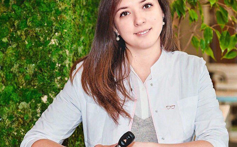 Яблокова Ирина Александровна